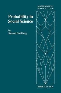Probability in Social Science