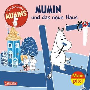 Mumin und das neue Haus