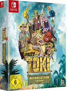 Toki Retrollector Edition (Nintendo Switch)