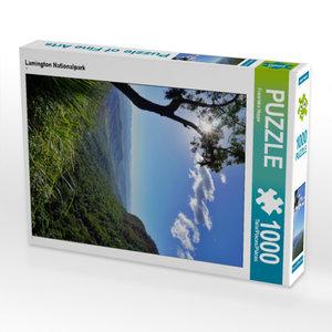 CALVENDO Puzzle Lamington Nationalpark 1000 Teile Lege-Größe 48