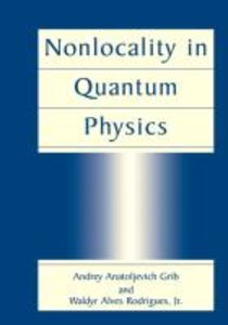 Nonlocality in Quantum Physics