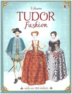 Historical Sticker Dolly Dressing Tudors