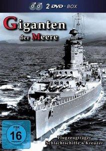 Giganten der Meere, 2 DVD