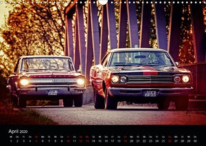 US-Muscle-Cars - Plymouth