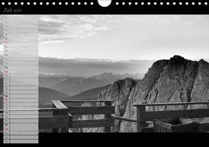 Bergwelten (Wandkalender 2019 DIN A4 quer)