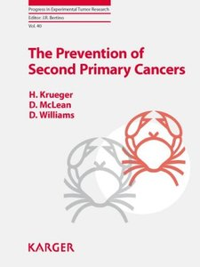 The Prevention of Second Primary Cancers