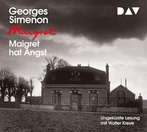 Maigret hat Angst, 4 Audio-CDs