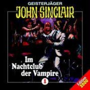 Im Nachtclub der Vampire. CD