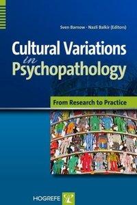 Cultural Variation in Psychopathology