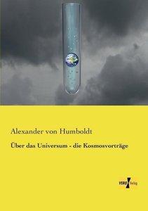 Über das Universum - die Kosmosvorträge