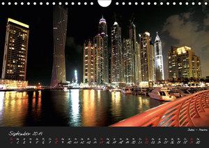 Dubai - EINE ANDERE WELT (Wandkalender 2019 DIN A4 quer)