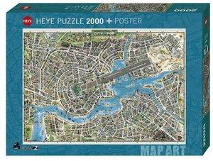 City of Pop Puzzle