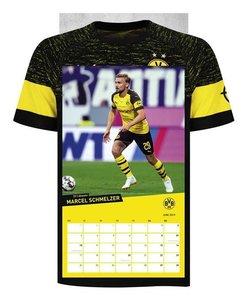 Borussia Dortmund Trikotkalender
