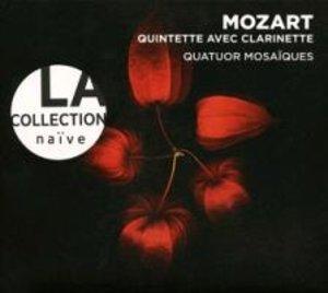 La Collection Naive-Quintette avec clarinette