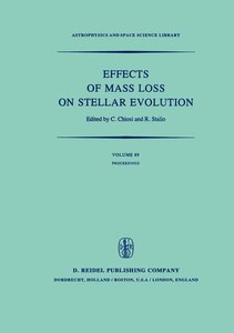 Effects of Mass Loss on Stellar Evolution