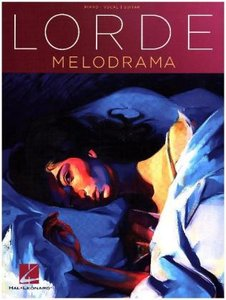 Melodrama -For Piano, Voice & Guitar-