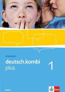 deutsch.kombi plus 1. Serviceband. Kopiervorlagen mit CD-ROM und