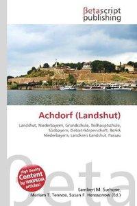 Achdorf (Landshut)
