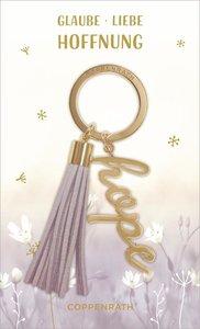 Schlüsselanhänger - Hope