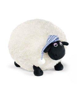 NICI 41467 - Shaun Das Schaf Kuscheltier Shirley mit Schlafmütze