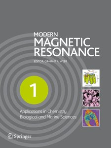 Modern Magnetic Resonance. 3 Vols.