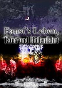 Faust's Leben,Taten und Höllenfahrt