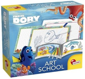 Finding Dory (Kinderspiel), Art School