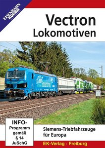 Vectron-Lokomotiven, 1 DVD-Video