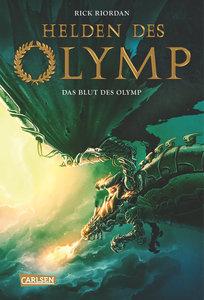 Helden des Olymp, Band 5: Das Blut des Olymp