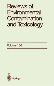 Reviews of Environmental Contamination and Toxicology 166