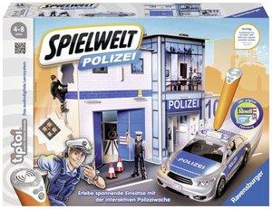 Ravensburger tiptoi 00759 - Spielwelt Polizei