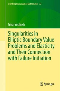 Singularities in Elliptic Boundary Value Problems and Elasticity
