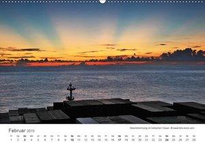 Faszination Schifffahrt - An Bord um die Welt (Wandkalender 2019