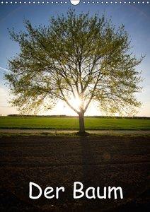 Der Baum (Wandkalender 2016 DIN A3 hoch)