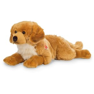 Teddy Hermann 91942 - Golden Retriever bernsteinfarben liegend,