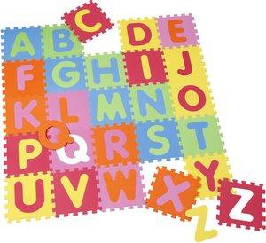 Knorrtoys 21003 - Puzzlematte Bodenpuzzle Spielmatte Spielteppic
