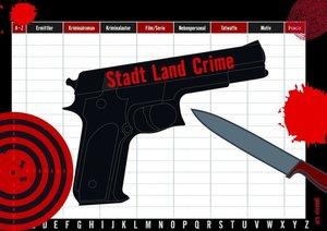 Stadt, Land, Crime (Spiel)