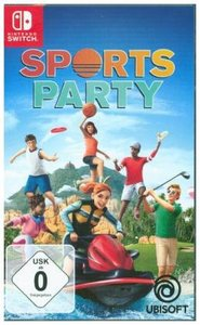 Sports Party, 1 Nintendo Switch-Spiel