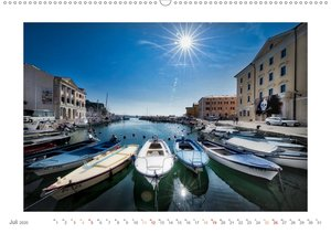 PIRAN!AT-Version (Wandkalender 2020 DIN A2 quer)