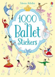 1000 Ballet Stickers