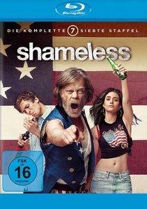 Shameless. Staffel.7, 2 Blu-rays