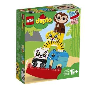 LEGO® DUPLO® 10884 - Meine erste Wippe mit Tieren, Bausatz