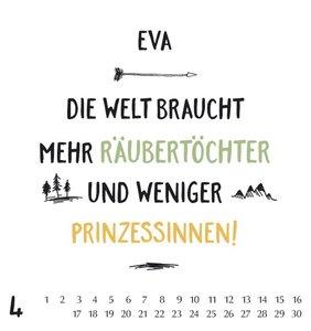 Namenskalender Eva