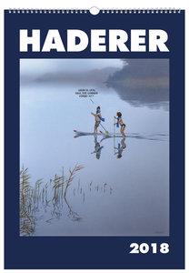Haderer Wandkalender 2018