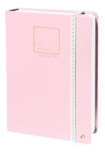 Life Journal Infinite Bleichrosa, um Ihren Kalender selbst zu kr