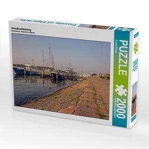 CALVENDO Puzzle Urlaubsstimmung 2000 Teile Lege-Größe 90 x 67 cm