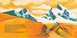 Jim Knopf auf dem Dach der Welt