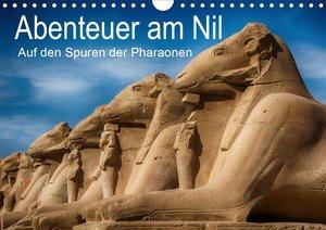 Abenteuer am Nil. Auf den Spuren der Pharaonen