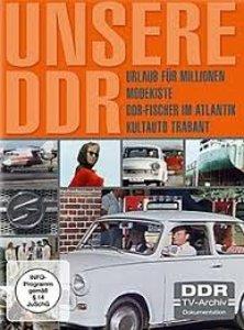 Unsere DDR - Box 2 ( Urlaub für Millionen; Modekiste; DDR-Fische
