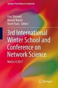3rd International Winter School and Conference on Network Scienc